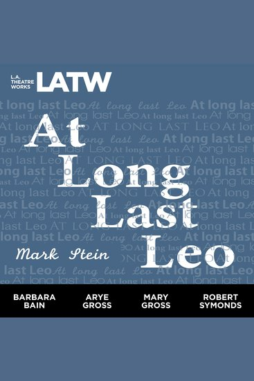 At Long Last Leo - cover