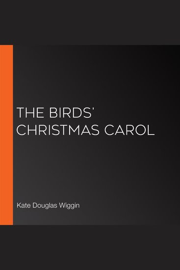 Birds' Christmas Carol The (version 2) - cover
