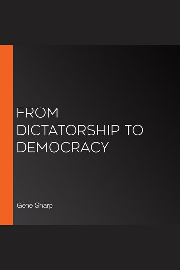 From Dictatorship to Democracy - cover