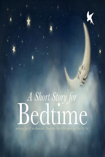 Short Story For Bedtime A - cover