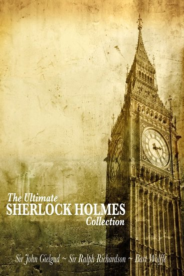 The Ultimate Sherlock Holmes Collection - cover