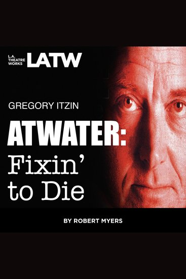 Atwater - Fixin' to Die - cover