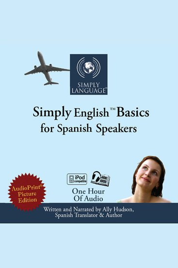 Simply English Basics - For Spanish Speakers - cover