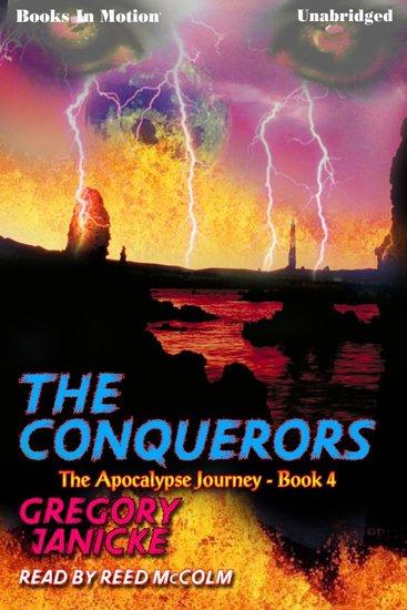The Conquerors - cover