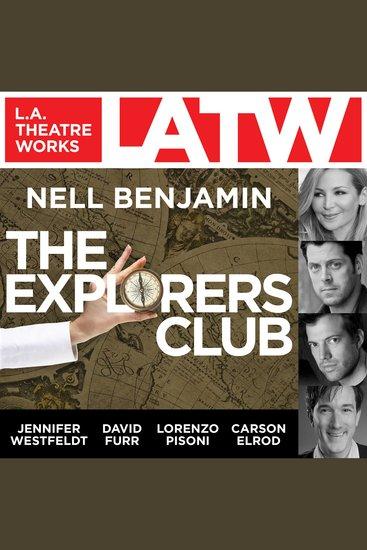 The Explorers Club - cover