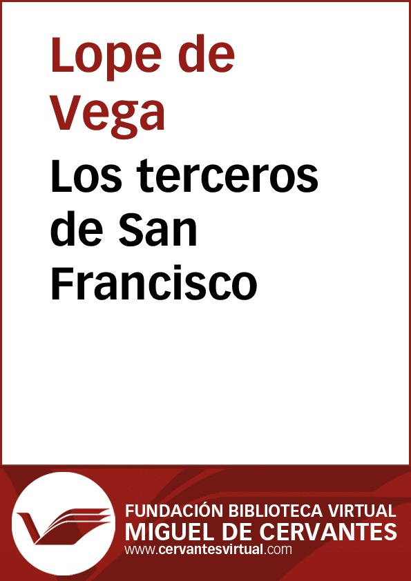 Los terceros de San Francisco - cover