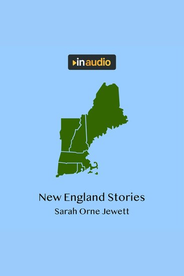 New England Stories - cover