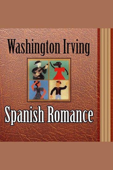 Spanish Romance - cover