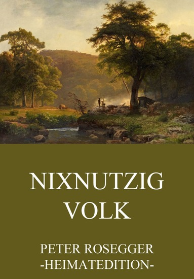 Nixnutzig Volk - Erweiterte Ausgabe - cover