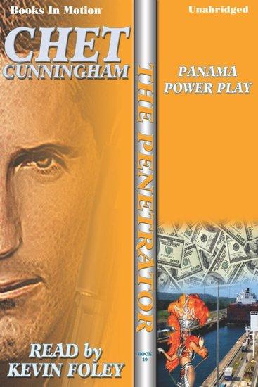 Panama Power Play - cover