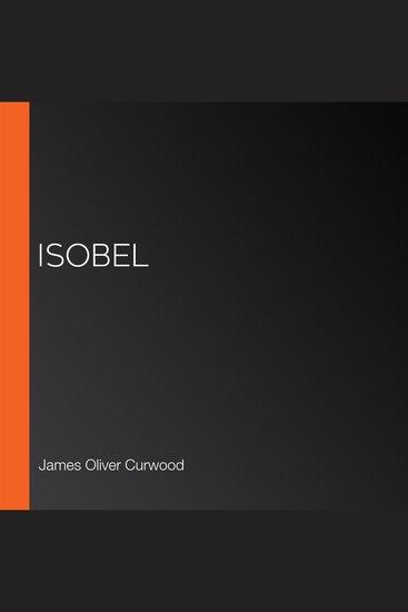 Isobel - cover
