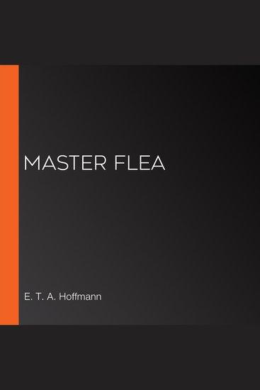 Master Flea - cover