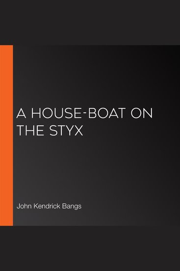 House-Boat on the Styx A - cover