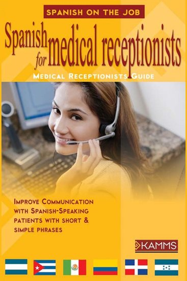 Spanish for Medical Receptionist - cover