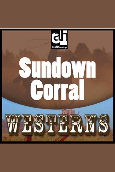 Sundown Corral - cover