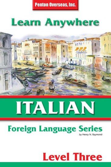 Italian Level 3 - cover