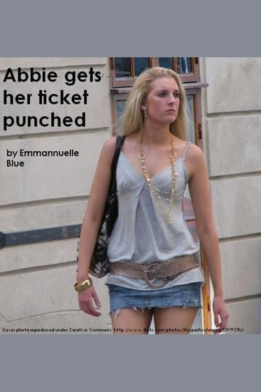 Abbie Gets Her Ticket Punched - cover