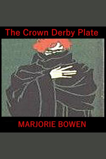 The Crown Derby Plate - cover