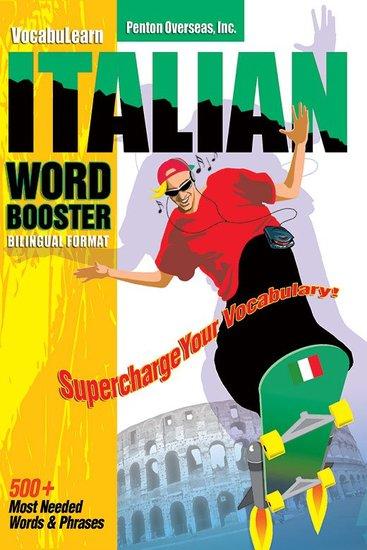 Italian English Level 1 - Bilingual Vocabulary Audio Series - cover