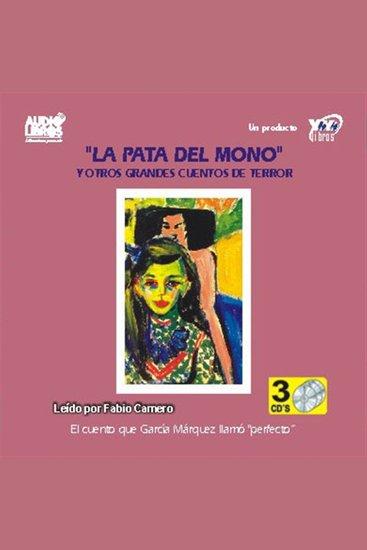 La Pata Del Mono Y Otros Grandes Cuentos De Terror - cover