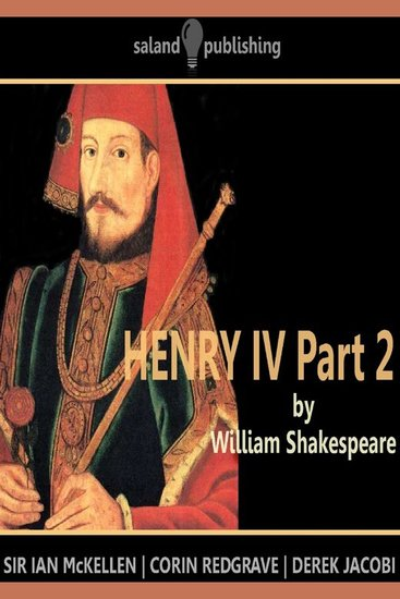 Henry IV - Part 2 - cover