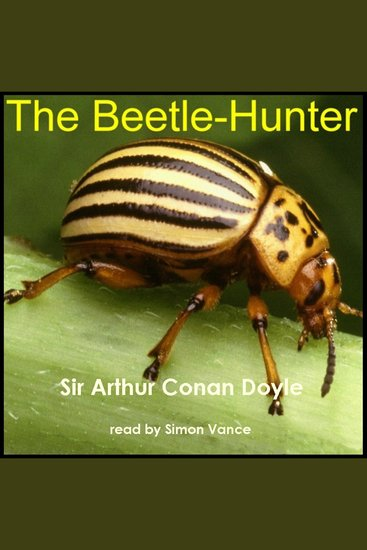 The Beetle-Hunter - cover