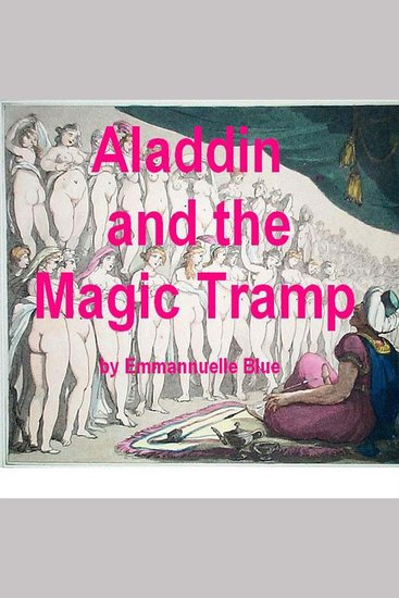 Aladdin and the Magic Tramp - cover