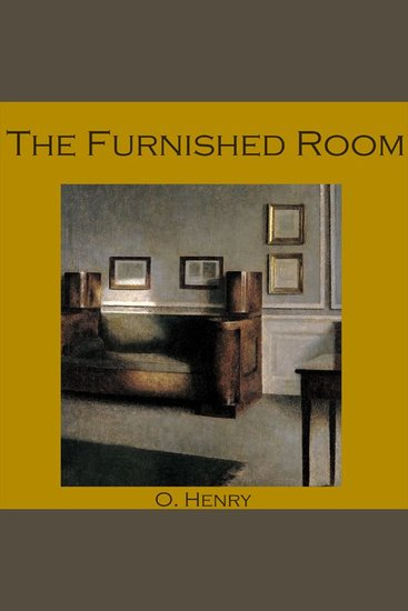 The Furnished Room - cover