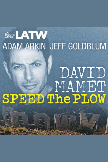 Speed the Plow - cover