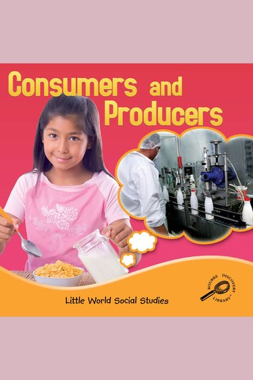 Consumers and Producers - cover
