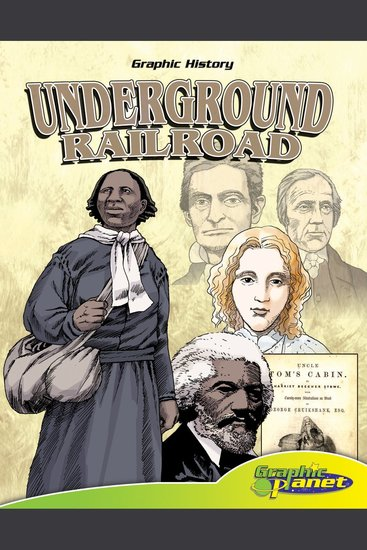Underground Railroad - cover
