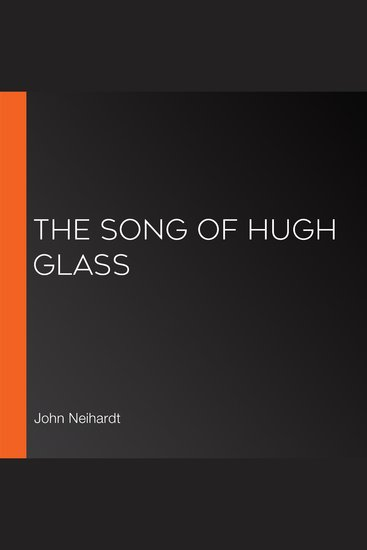 The Song of Hugh Glass - cover