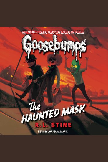 Classic Goosebumps - The Haunted Mask - The Haunted Mask - cover