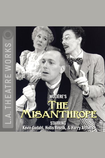 The Misanthrope - cover