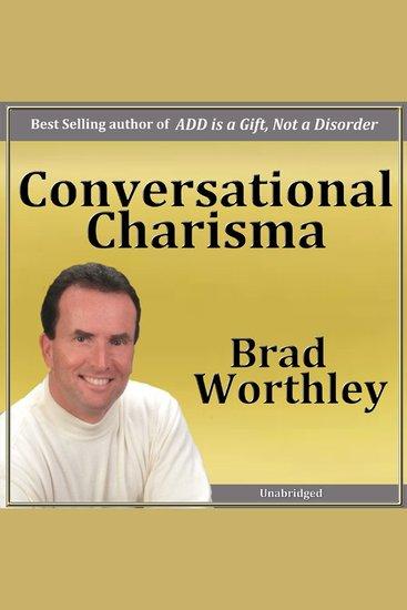 Conversational Charisma - cover