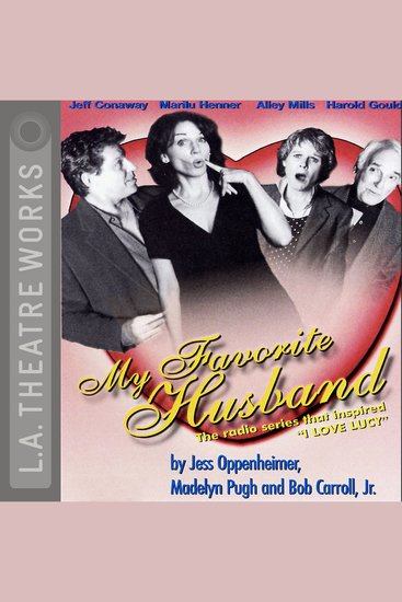My Favorite Husband - cover