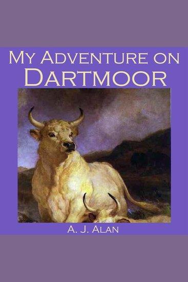 My Adventure on Dartmoor - cover