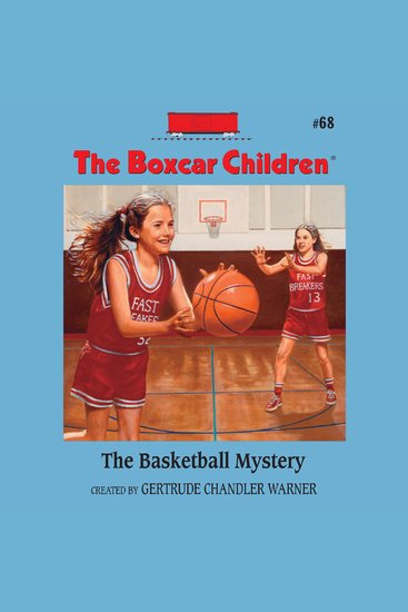 The Basketball Mystery - cover