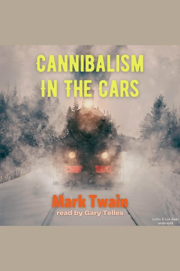 Cannibalism in the Cars - cover