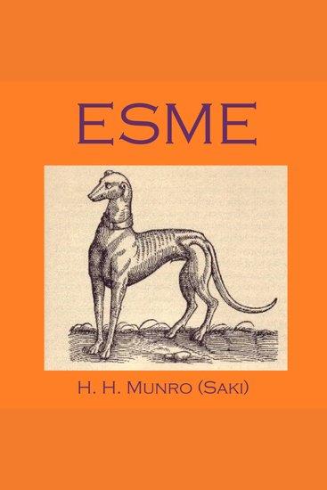 Esme - cover