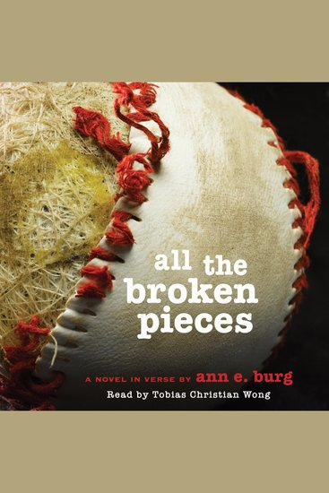 All The Broken Pieces - A Novel in Verse - cover