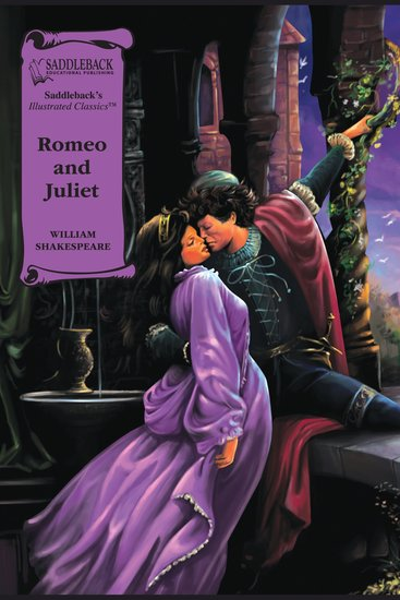Romeo and Juliet (A Graphic Novel Audio) - Graphic Shakespeare - cover