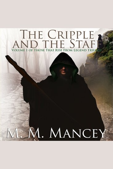 The Cripple and the Staff - cover