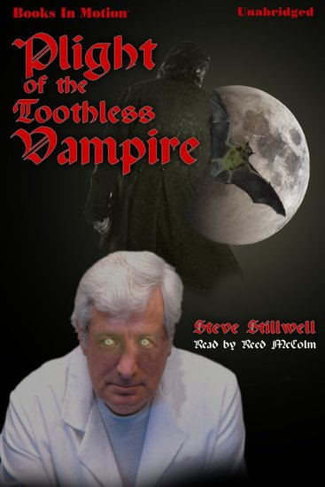 Plight Of The Toothless Vampire - cover
