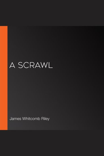 A Scrawl - cover