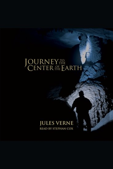 Journey to the Center of the Earth A - cover