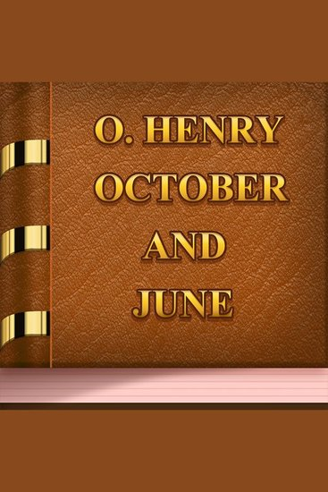 October and June - cover