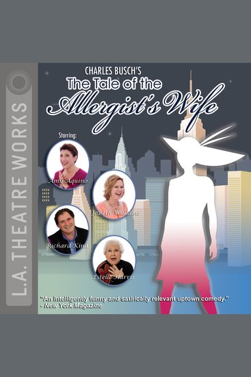 The Tale of the Allergist's Wife - cover