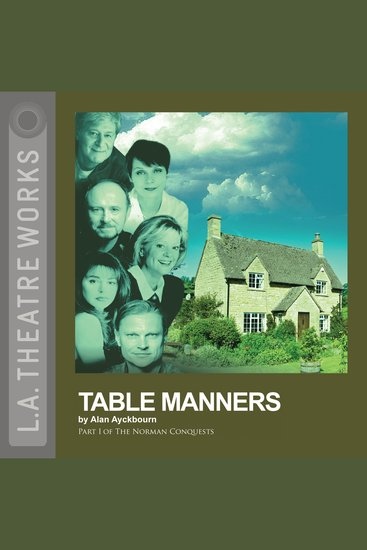 Table Manners - cover