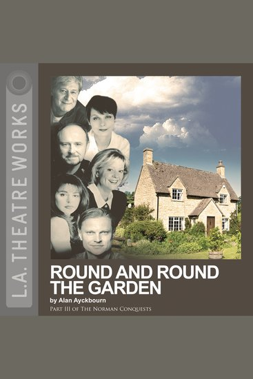 Round and Round the Garden - cover